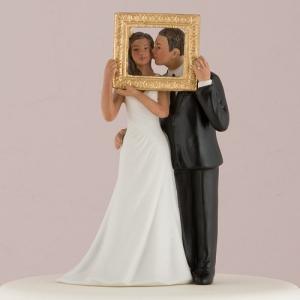 ケーキトッパー フォトフレーム エスニック 額縁 Picture Perfect ウエディング 結婚式 正規代理店|yourstylewedding