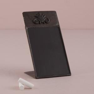 金属製の黒板 自立型チョークボード サインボード 卓記号 Hサイズ|yourstylewedding