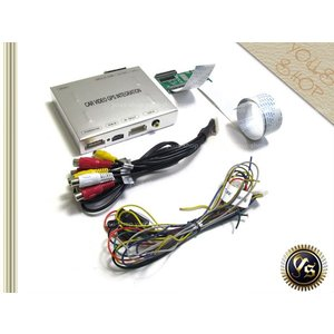 【商品情報】 ■商品情報 BENZ VID−HDには、音声・映像入力 2系統 バックカメラ入力 1系...