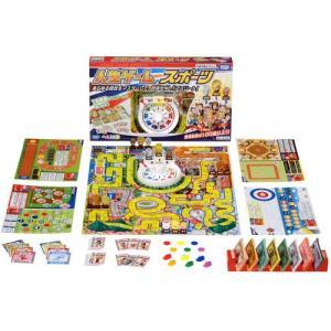 人生ゲーム スポーツ 【ボードゲーム タカラトミー パーティゲーム 玩具 おもちゃ 誕生日 6才】 ...