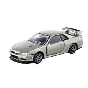 トミカプレミアム RS 日産 スカイライン GT-R V・specII Nur ミレニアムジェイド yousay-do-y