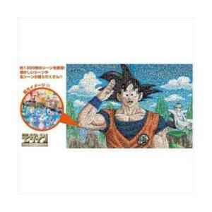 ジグソーパズル 1000ピース ドラゴンボールZ モザイクアート1000-346|yousay-do-y