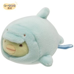 すみっコぐらし てのりぬいぐるみ イルカになりきりのぺんぎん? MY05801|yousay-do-y