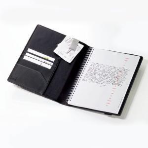 TROIKA A5手帳カバー DIN A5手帳カバー ミッドナイト|yousay-do