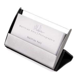 TROIKA トロイカ マグネット開閉式ビジネスカードケース カードスタンド CDC15-04/ST CARD STAND|yousay-do