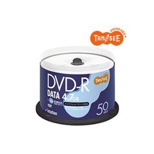 TANOSEE イメーション DVD-R4.7PWBX50S|yousay-do