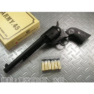 送料無料 タナカ モデルガン 発火 コルト シングルアクションアーミー COLT SAA 7 1/2インチ キャバルリー セカンドジェネレーション ヘビーウェイト|yousay-do