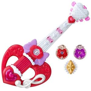 HUGっと!プリキュア ツインラブギター 4549660209744