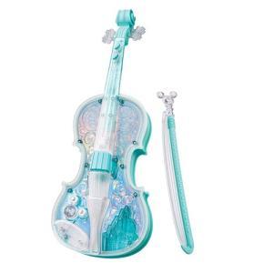 ディズニー ライト&オーケストラバイオリン ブルー 4549660282914