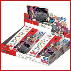 イナズマイレブン イレブンライセンスVol.2 BOX 1BOX=18パック入り 4904810119036|yousay-do