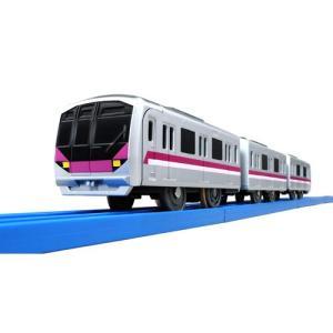 プラレール ぼくもだいすき!たのしい列車シリーズ 東京メトロ 半蔵門線 08系 4904810131731|yousay-do
