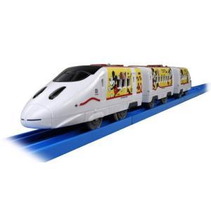 プラレール JR九州 Waku Waku Trip 新幹線 ミッキー&ミニーデザイン 4904810135135