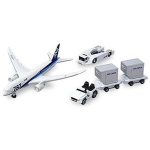 トミカギフト 787エアポートセット ANA おもちゃ トミカ ミニカー