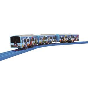 プラレール SC-04 富士急行 6000系 トーマスランド号 4904810615880
