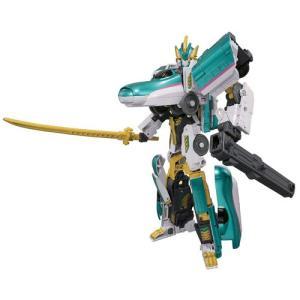 プラレール 新幹線変形ロボ シンカリオン DXS101 E5はやぶさ MkII 【E5系 ロボット ...