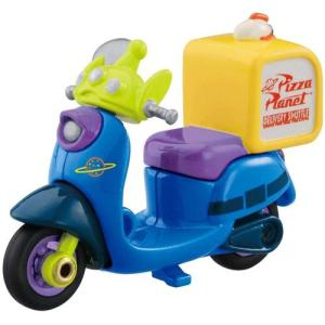 トミカ ディズニーモータース DM-02 チムチム ピザバイク エイリアン おもちゃ トミカ ミニカー|yousay-do
