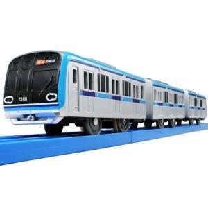 プラレール 車両 S-58 東京メトロ東西線15000系 車両