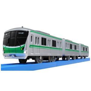 プラレール 車両 S-18 東京メトロ千代田線 16000系 車両