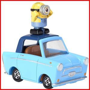 ドリームトミカ ライドオン R03 ミニオン(スチュアート)&ルーシーの車 4904810887331|yousay-do