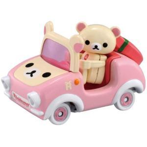 ドリームトミカ ライドオン R09 コリラックマ×コリラックマカー 【ミニカー 人形 フィギュア 模...