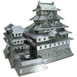 メタリック ナノパズル 姫路城 T-MN-049...