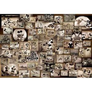 ジグソーパズル 1000ピース ディズニー ミッキーマウス モノクロ映画コレクション D-1000-398 4905823943984