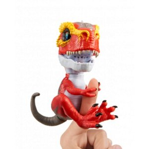 手のり恐竜!ジュラミン!肉食王レッド T-REX 4907953814745