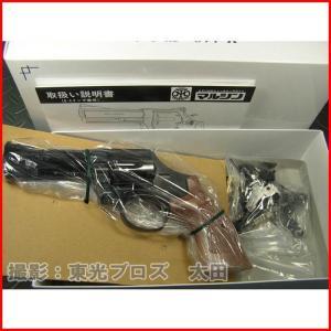 送料無料 マルシン工業 発火モデルガン組み立てキット S&W M586 4インチ ディープブラックABS 4920136000278|yousay-do