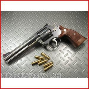 送料無料 マルシン工業 発火モデルガン S&W M686 6インチ シルバーABS 4920136010383|yousay-do