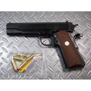 マルシン工業 発火モデルガン コルトガバメント M1911A1 ヘビーウェイト HW 4920136011250|yousay-do