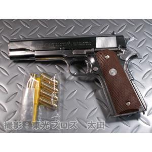 マルシン工業 発火モデルガン コルトガバメント M1911A1 シルバーABS 4920136011267|yousay-do