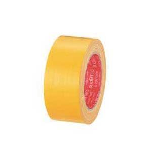 カラー布テープ 50mm×25m 黄 343702KL|yousay-do