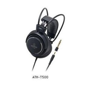 ダイナミックヘッドフォン ATH-T500|yousay-do