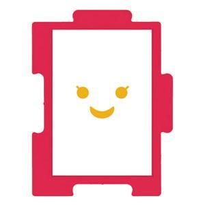 ジグソーパズル用 パネル 150ピース TSUNAGARU+ さくらんぼの初恋 レッド 150-01F パズル枠 パズル 枠