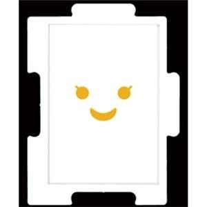 ジグソーパズル用 パネル 150ピース TSUNAGARU+ スースータブレット ホワイト 150-09F パズル枠 パズル 枠
