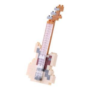 ナノブロック nanoblock NBC-147 エレキギターアイボリー yousay-do