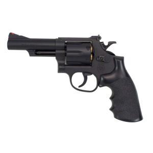 クラウンモデル No.13603 S&W M19 .357コンバットマグナム 4インチ ブラック|yousay-do