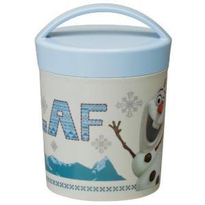 カフェカップランチボックス 食洗機対応 アナと雪の女王 オラフ|yousay-do