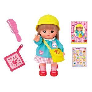 メルちゃん お人形セット わくわくつうえんセット 【着せ替え人形本体 抱き人形 おにんぎょうセット ...