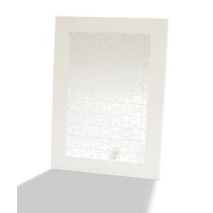 ジグソーパズル プリズムアートプチ専用木製フレーム ホワイト 10060-8002 4979817703649