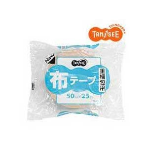 TANOSEE 布粘着テープ 重梱包用 50mm×25m TS|yousay-do