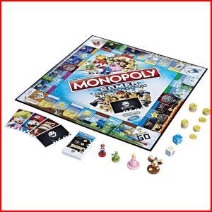 モノポリー ゲーマー スーパーマリオ (2018年発売版) 【日本語版 ボードゲーム MONOPOL...
