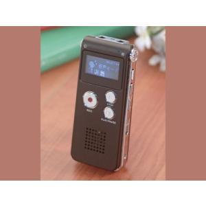 押すだけ瞬間録音 小型デジタル録音機