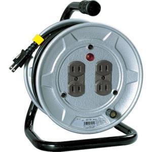 コードリール 日動工業 NICHIDO 電工ドラム 単相100V NS-104 長さ10M