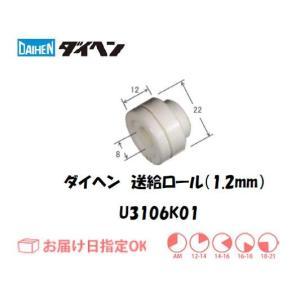 ダイヘン 送給ロール(1.2mm) U3106K01