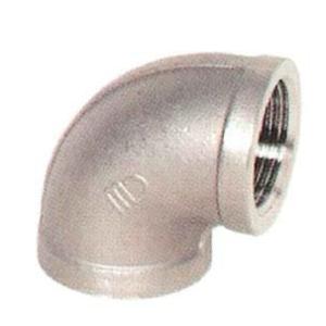 YOUTOOL - 90°エルボ 材質 SCS14A(SUS316)(ステンレス鋼製ねじ込み ...
