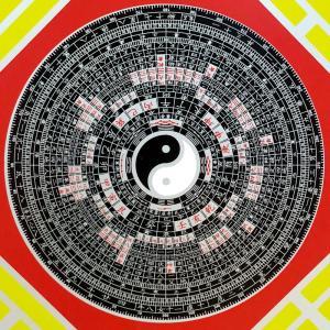先天八卦 気の安定盤 yowado 06