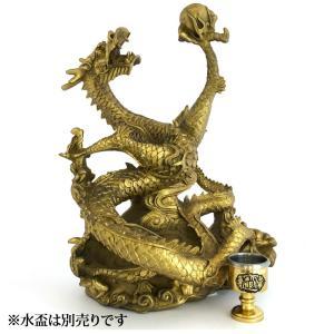 玉を掲げた五本指の龍 大|yowado|15
