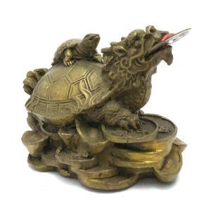 龍亀 ロングイの置物 小|yowado|14
