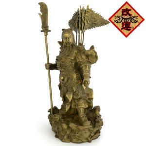関羽様の神像 大|yowado